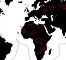 TFB Maps Sticker