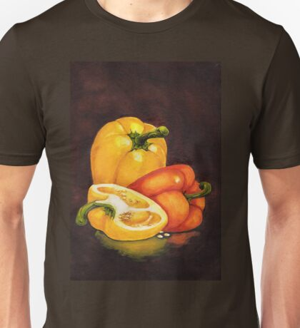 Shelley's Bell Peppers Unisex T-Shirt