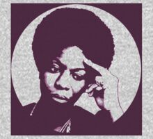 Nina simone - best african singer One Piece - Long Sleeve