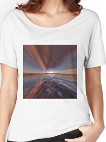 Fantasy Sunset 7 Women's Relaxed Fit T-Shirt