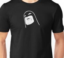 Space Ghost - Tilted Head - White Clean Unisex T-Shirt