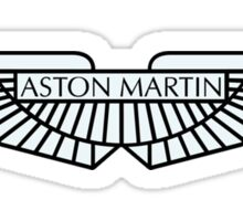 Aston Martin Sticker