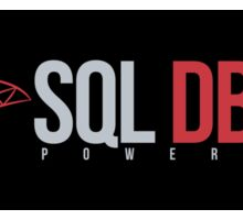 SQL DBA Sticker