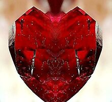 ~ The Heart of Glass ~ by Alexandra  Lexx