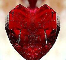 ~ The Heart of Glass ~ by Alexandra  Lexx