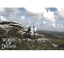 WORLD OF DREAMS - Cornwall scenery  Photographic Print