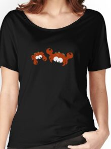 Two Crabs Women's Relaxed Fit T-Shirt