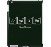 Elements of Aragorn iPad Case/Skin