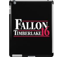 Fallon Timberlake 2016 iPad Case/Skin