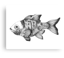 Fish Nr. 1 Canvas Print