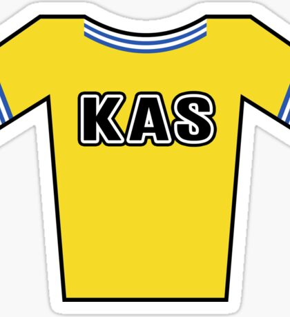 Retro Jerseys Collection - KAS Sticker