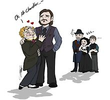 Penny Dreadful - Ferdichan XD by Clarice82