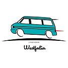 VW Bus T4 Eurovan by Frank Schuster