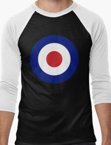 Roundel Men's Baseball ¾ T-Shirt