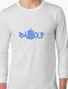 Bad Wolf Doctor Who DR Badwolf Long Sleeve T-Shirt