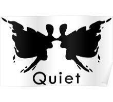 Quiet Eyes Poster