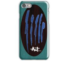 peoples are abstract iPhone Case/Skin