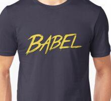 babel js Unisex T-Shirt