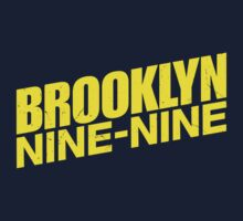 Brooklyn nine nine - tv series Baby Tee