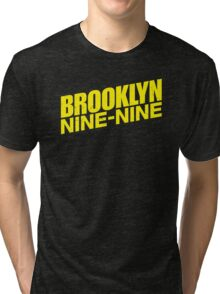 Brooklyn nine nine - tv series Tri-blend T-Shirt