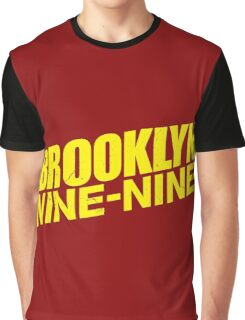 Brooklyn nine nine - tv series Graphic T-Shirt