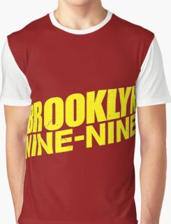 Brooklyn nine nine - tv series Graphic T-Shirt
