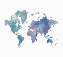 Map Baby Tee