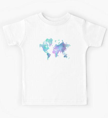 Map Kids Tee