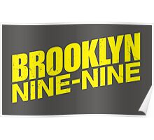 Brooklyn nine nine - tv series Poster