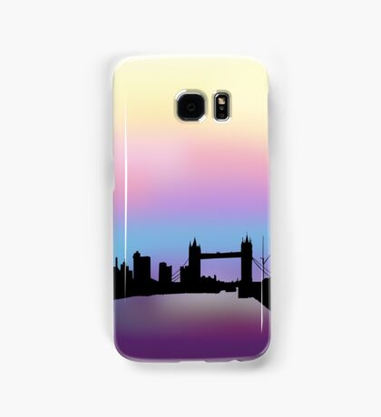 London Sky Samsung Galaxy Case/Skin