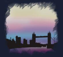 London Sky Kids Tee