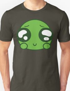 Cute Green Blob Unisex T-Shirt