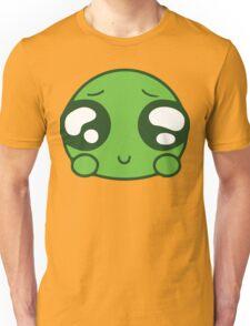 Cute Green Blob Unisex T-Shirt