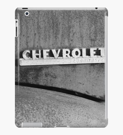 Classic Chevy iPad Case/Skin
