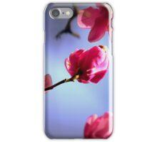 """"""" Spring Magnolia Flowers """" iPhone Case/Skin"""