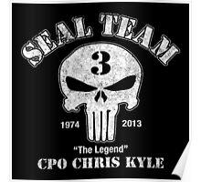 US Sniper Chris Kyle American Legend Poster