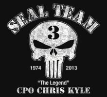 US Sniper Chris Kyle American Legend One Piece - Short Sleeve