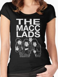 THE MACC LADS Women's Fitted Scoop T-Shirt
