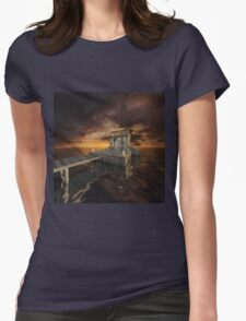 Fantasy Tower 2 Womens Fitted T-Shirt