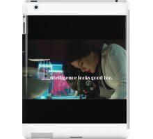 Intelligent Izzy.  iPad Case/Skin