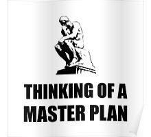 Master Plan Poster