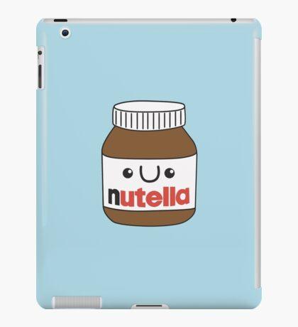 Kawaii Nutella iPad Case/Skin
