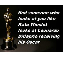 oscars Photographic Print