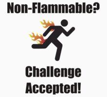 Non Flammable Kids Tee