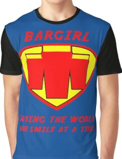 Bargirl Graphic T-Shirt