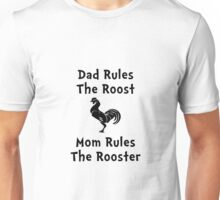 Rule The Rooster Unisex T-Shirt