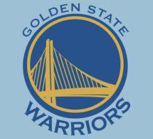 Golden State Warriors Baby Tee