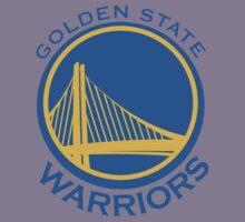 Golden State Warriors Kids Tee