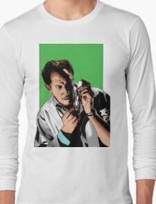 Vincent Price - The Tingler Print Long Sleeve T-Shirt