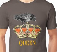 crown of the queen symbol of England Unisex T-Shirt